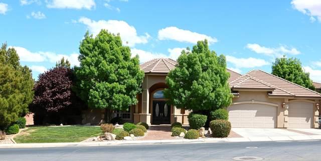 1369 S 2580 E, St George, UT 84790 (MLS #20-212558) :: Platinum Real Estate Professionals PLLC