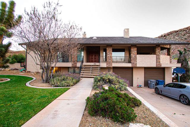1014 Escalante Dr, St George, UT 84790 (MLS #20-212563) :: Langston-Shaw Realty Group