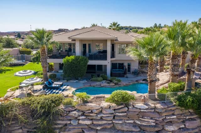 2293 Stone Cliff Dr, St George, UT 84790 (MLS #20-212564) :: Platinum Real Estate Professionals PLLC