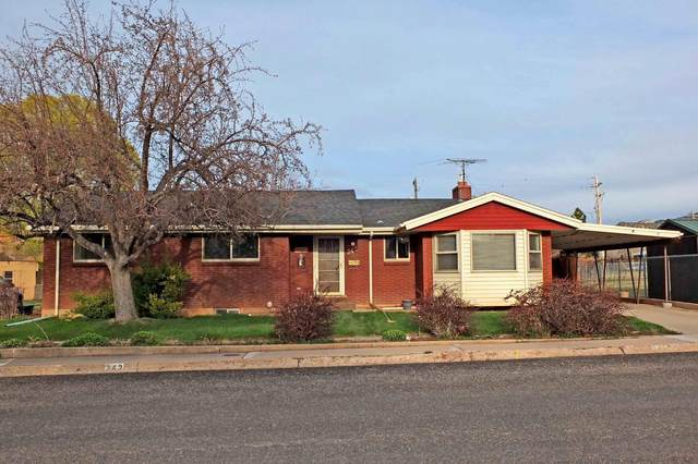 342 N 600 W, Cedar City, UT 84720 (MLS #20-212572) :: The Real Estate Collective