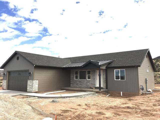 893 S 25 E, Cedar City, UT 84720 (MLS #20-212576) :: The Real Estate Collective