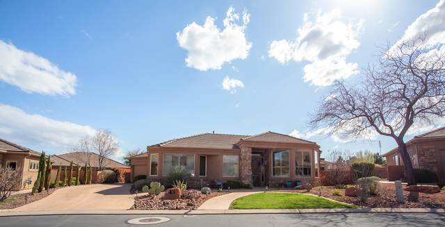 140 Tuacahn Dr #45, Ivins, UT 84738 (MLS #20-212592) :: Diamond Group