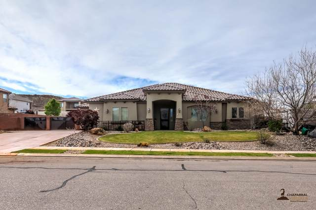 2768 E 3630 S, St George, UT 84790 (MLS #20-212593) :: Diamond Group