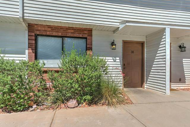 1150 W 360 N #31, St George, UT 84770 (MLS #20-212594) :: The Real Estate Collective