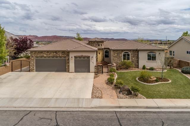 1127 S 375 E, Ivins, UT 84738 (MLS #20-212595) :: The Real Estate Collective