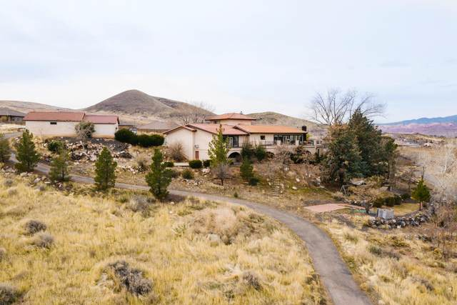 1377 W 650 S, Hurricane, UT 84737 (MLS #20-212606) :: Diamond Group