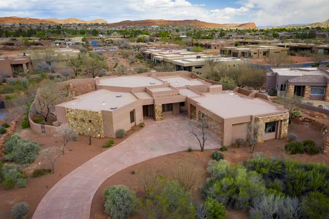 2096 N Anasazi Trail, St George, UT 84770 (MLS #20-212933) :: Red Stone Realty Team
