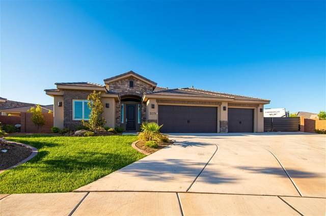 3271 S Tiger Maple Cir, St George, UT 84790 (MLS #20-212971) :: Remax First Realty