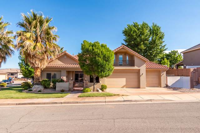 1433 E Mesa View Ln, Washington, UT 84780 (MLS #20-213013) :: Staheli Real Estate Group LLC