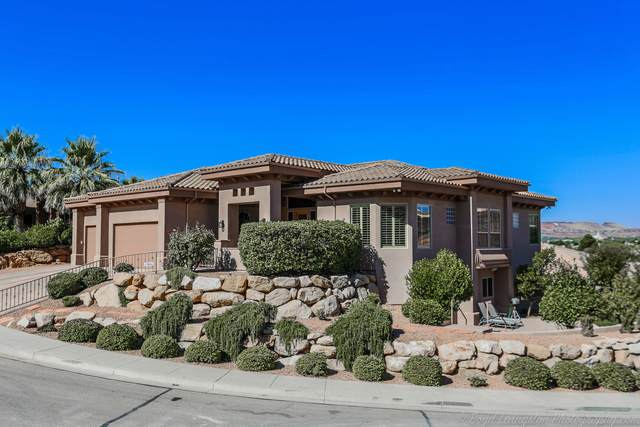 1805 Boulder Mountain Rd, St George, UT 84790 (MLS #20-213035) :: Remax First Realty