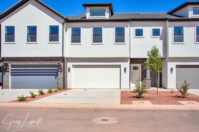 2600 Ocotillo Way #16, Santa Clara, UT 84765 (MLS #20-213036) :: Team SURGE @ KW St. George