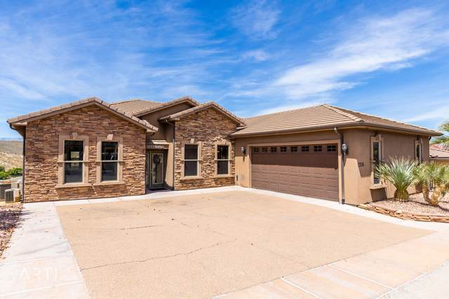 2326 S Augusta, St George, UT 84790 (MLS #20-213056) :: The Real Estate Collective
