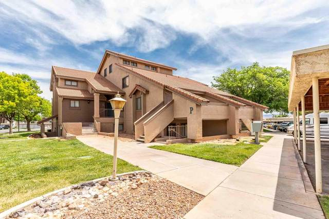 860 S Village Rd #P-4, St George, UT 84770 (MLS #20-213234) :: Diamond Group