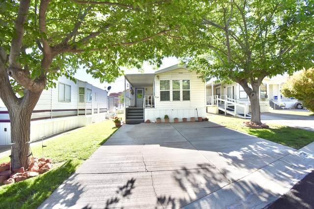 1150 W Red Hills #134, Washington, UT 84780 (MLS #20-213238) :: Langston-Shaw Realty Group