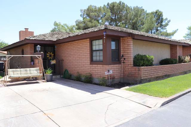 453 W Brigham Rd, St George, UT 84790 (MLS #20-213265) :: Remax First Realty