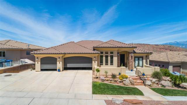 3658 S Price Hills Dr, St George, UT 84790 (MLS #20-213282) :: Diamond Group