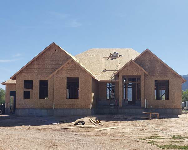 N 3440 Bulldog Rd, Enoch, UT 84021 (MLS #20-213287) :: Remax First Realty