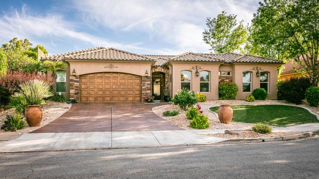 2177 W Rivers Edge Ln, St George, UT 84770 (MLS #20-213324) :: Remax First Realty