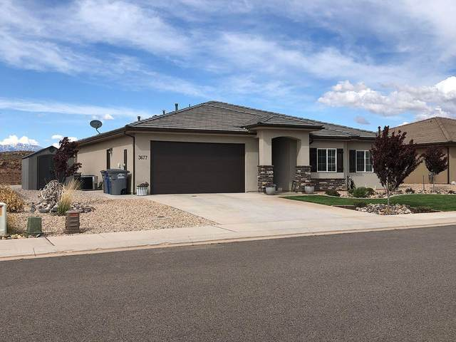 3677 E Archturus Dr, St George, UT 84790 (MLS #20-213332) :: Remax First Realty