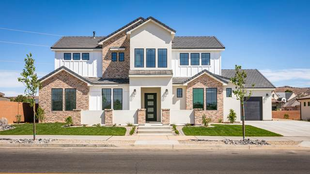 2550 Horseman Park Dr, St George, UT 84790 (MLS #20-213370) :: St George Team