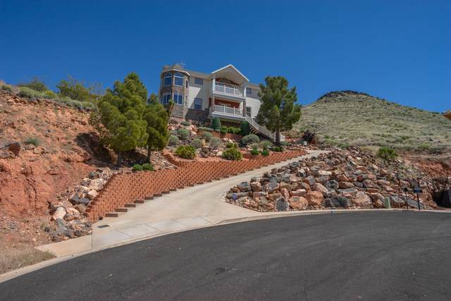 556 N 950 W, St George, UT 84770 (MLS #20-213375) :: Langston-Shaw Realty Group