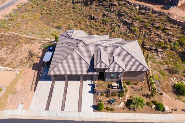 2625 E 1540 S Cir, St George, UT 84790 (MLS #20-213386) :: Remax First Realty