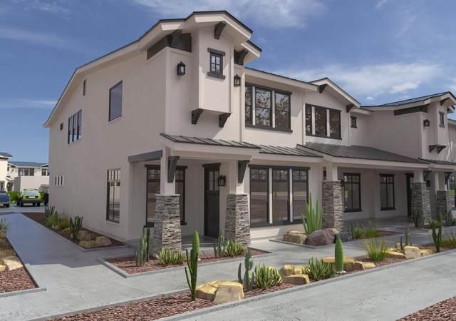 411 W Old Highway 91/Sage Villas # 21, Ivins, UT 84738 (MLS #20-213433) :: Diamond Group