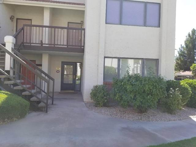 275 S Valley View #J101, St George, UT 84770 (MLS #20-213469) :: Remax First Realty
