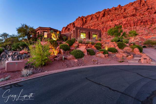 2938 N Chinle Cir, St George, UT 84770 (MLS #20-213492) :: Diamond Group