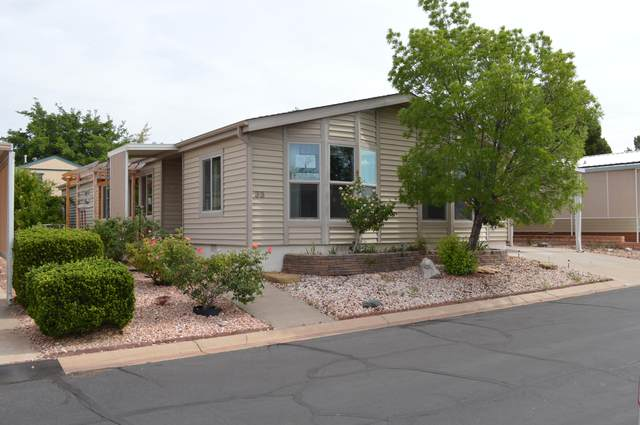 1526 N Dixie Downs Rd #33, St George, UT 84770 (MLS #20-213540) :: Diamond Group