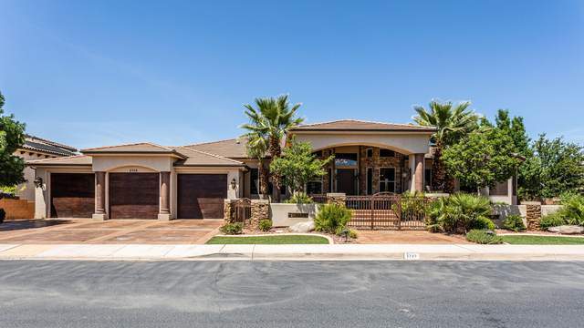 2759 E 1400 S, St George, UT 84790 (MLS #20-213584) :: Remax First Realty