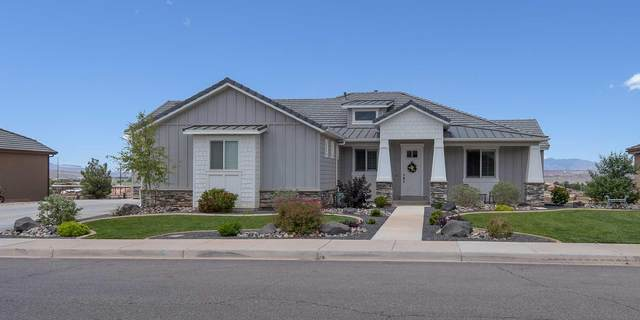 3150 S Camino Real, Washington, UT 84780 (MLS #20-213594) :: Remax First Realty