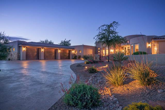 2096 W Long Sky Dr, St George, UT 84770 (MLS #20-213600) :: The Real Estate Collective