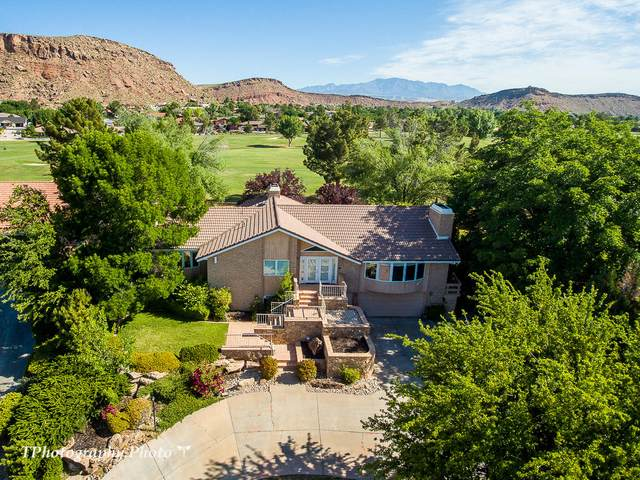1418 W Bloomington Dr S, St George, UT 84790 (MLS #20-213601) :: Langston-Shaw Realty Group
