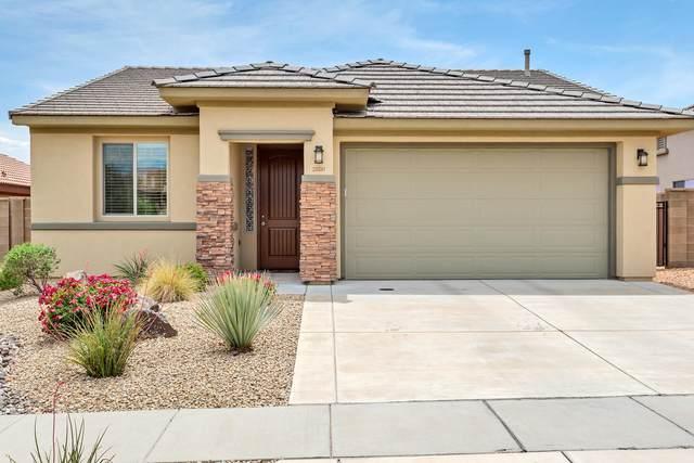 2600 E Desert Cliff Dr, Washington, UT 84780 (MLS #20-213634) :: The Real Estate Collective