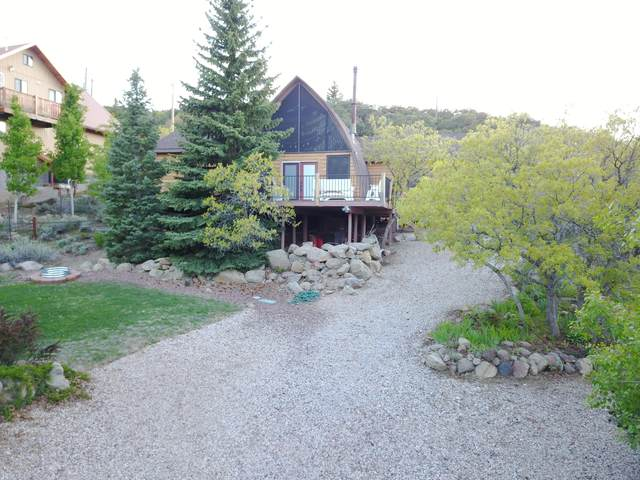 466 S Lloyd Canyon Rd, Pine Valley, UT 84781 (MLS #20-213635) :: Team SURGE @ KW St. George