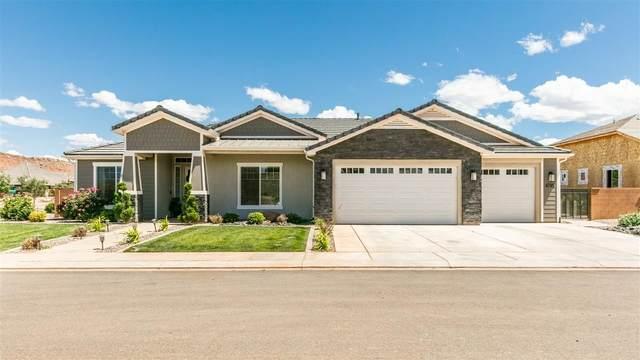 4785 S Homestead Way, Washington, UT 84780 (MLS #20-213659) :: Diamond Group