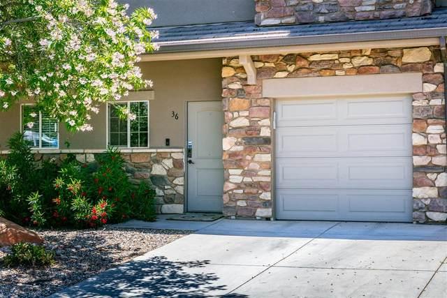 290 W Buena Vista Blvd #36, Washington, UT 84780 (MLS #20-213680) :: Diamond Group