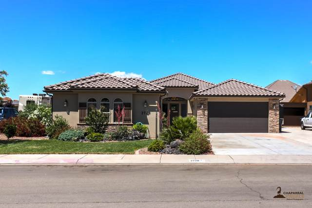 2728 S 3730 W, Hurricane, UT 84737 (MLS #20-213697) :: Diamond Group