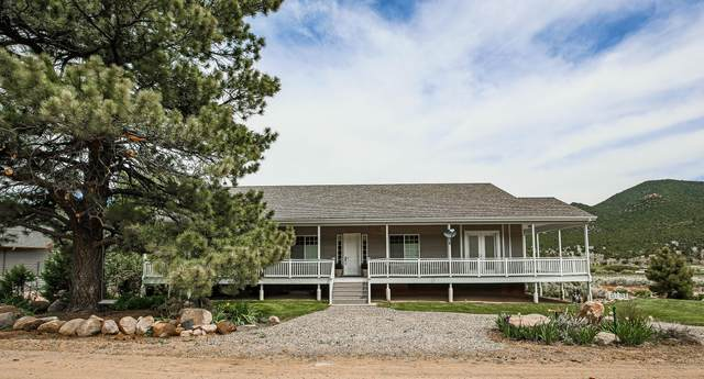 959 Mountain View Dr, Pine Valley, UT 84781 (MLS #20-213698) :: Team SURGE @ KW St. George