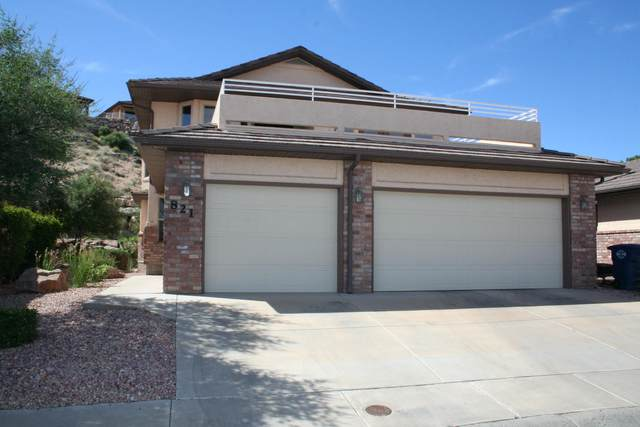 821 W Hampton Rd, St George, UT 84770 (MLS #20-213706) :: Diamond Group