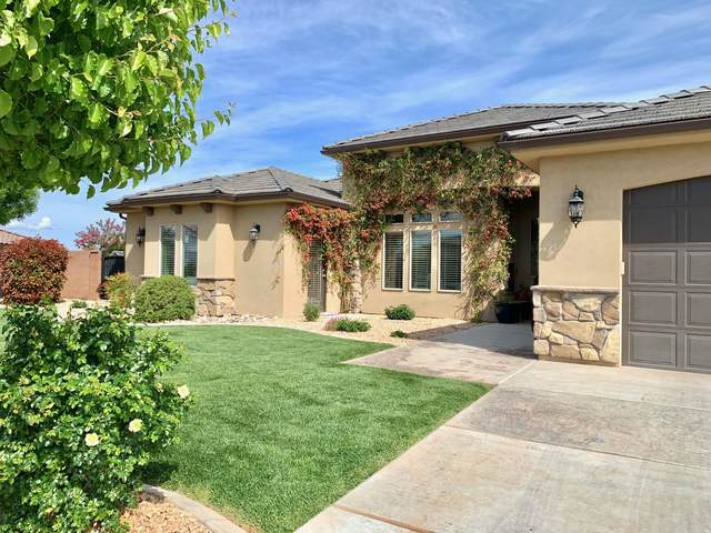 2903 Amaranth Dr, St George, UT 84790 (MLS #20-213726) :: The Real Estate Collective