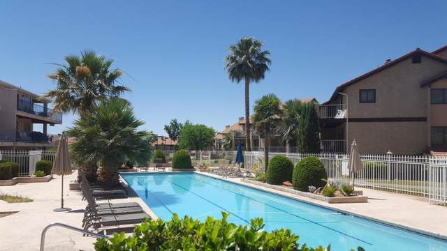 860 S Village #H-1, St George, UT 84770 (MLS #20-213727) :: Diamond Group