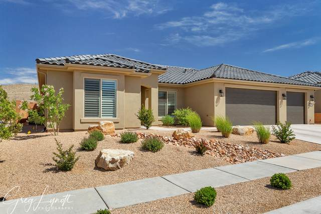 4215 S Painted Finch Dr, St George, UT 84790 (MLS #20-213757) :: Remax First Realty