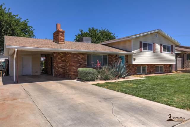 23 E 750 S, St George, UT 84770 (MLS #20-213760) :: Diamond Group