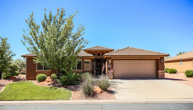 327 W 300 S, Ivins, UT 84738 (MLS #20-213766) :: Remax First Realty