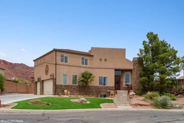 819 E Praya Dr, Ivins, UT 84738 (MLS #20-213769) :: The Real Estate Collective