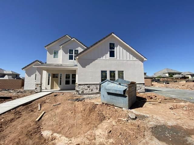2251 E Tawny Ridge Cir, St George, UT 84790 (MLS #20-213775) :: The Real Estate Collective
