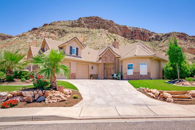2153 S Angell Heights Dr, Hurricane, UT 84737 (MLS #20-213784) :: Diamond Group