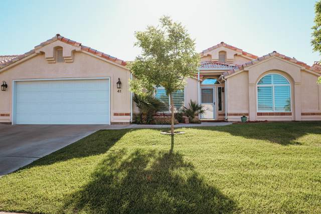 225 N Valley View #41, St George, UT 84770 (MLS #20-213797) :: The Real Estate Collective